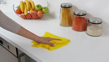 Mutfağınızdaki bezler zehir saçıyor olabilir!