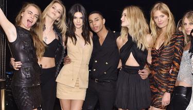 Victoria's Secret x BALMAIN dev işbirliği geliyor!