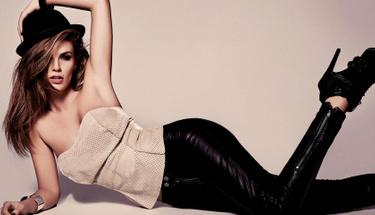 Adriana Lima'dan Tülin Şahin'e müstehcen şaka!