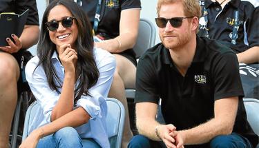 Prens Harry'den romantik açıklama geldi!