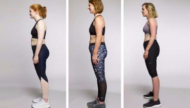 Üç ofis çalışanı kadın 1 ayda nasıl 5 kilo verdi?