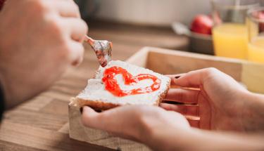 Kahvaltı sadece sağlık değil mutluluk kaynağı!