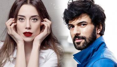 Cansu Dere ve Engin Akyürek aşkı Arjantin'de fenomen oldu!