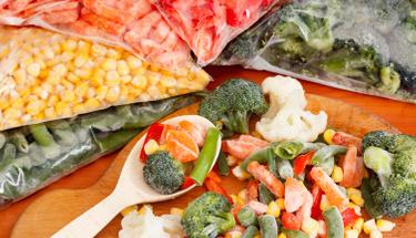 Dondurulmuş gıdalar gerçekten sağlıklı mı?