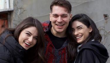Netflix'in ilk Türk orjinal dizisinin çekimlerinden ilk kareler geldi!