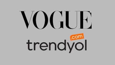 Vogue ve Trendyol'dan anlamlı proje