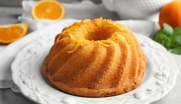 Kokusuyla sizi kendine aşık edecek portakallı kek!