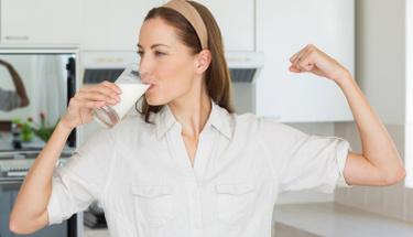 Süt içmeniz için 10 önemli sebep!