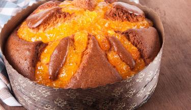 Anne yapımı gibi portakallı kek tarifi