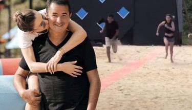 Survivor'da Acun-Şeyma yarışı videosu Instagram'ı salladı