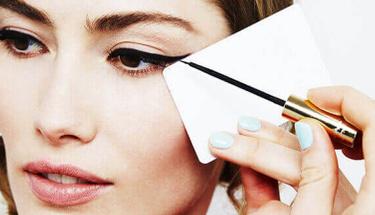 Hızlıca eyeliner çekme taktikleri
