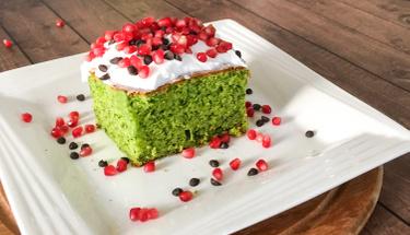 Lezzeti damaklarda bırakan ıspanaklı kek