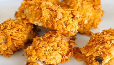 Yedikçe yiyesiniz gelecek: Çıtır tavuk kanatları
