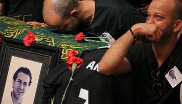 Ünlü oyuncunun ölümünün 40. gününde sevgilisinin yaptığı pes dedirtti