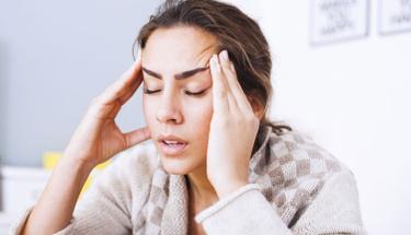 Bu yöntem baş ağrısını 40 saniyede geçiriyor!
