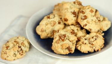 Ağızda dağılan margarinsiz kurabiye!