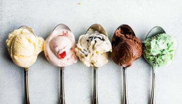 Bu dondurma hem vitaminli hem de kilo aldırmıyor