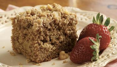 Günün diyet tarifi:  Pişmeyen kek