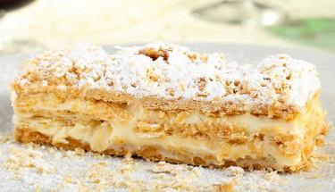 Çıtır çıtır bir lezzet: Milföy Pastası