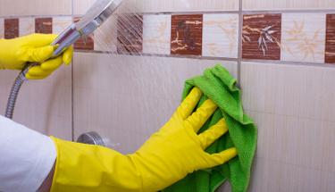 Bu yöntemle banyo fayanslarınız pırıl pırıl olacak!
