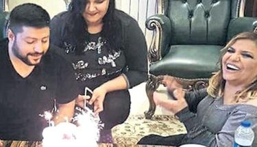 Kibariye karakolluk olduğu genç ile kızını nişanladı!