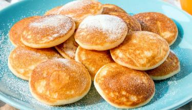 Kahvaltı için enfes lezzet: Kaşık dökmesi