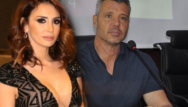 Sadettin Saran'la aşk yaşayan Emina'yı utandıran soru!