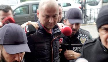 Papağana işkence yapan Murat Özdemir akıl hastanesi'ne sevk edildi!