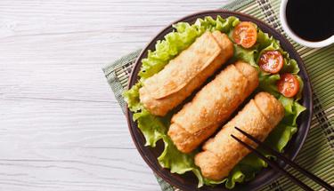 Tüm bildiklerinizi unutun: Soya soslu balık böreği