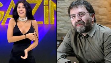 Asena Atalay'dan Ahmet Hakan açıklaması ikimiz de...