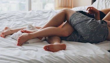 Erkekler sekste sert davranışlar sergiliyorsa...