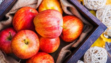 Yiyemediğiniz elmaları sakın atmayın!