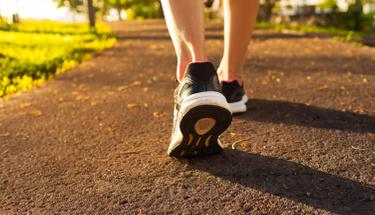 Koşmak yerine yürümeyi tercih ederseniz...