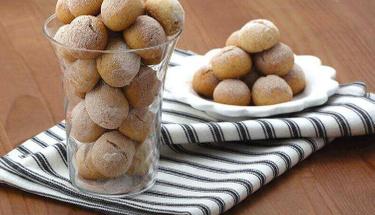 Üzeri pudra şekerli tarçınlı kurabiye tarifi!