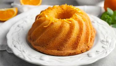 Mis kokusuyla mest ediyor: Portakallı sodalı kek