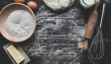 Çay saatlerine yakışır: Damla sakızlı kurabiye