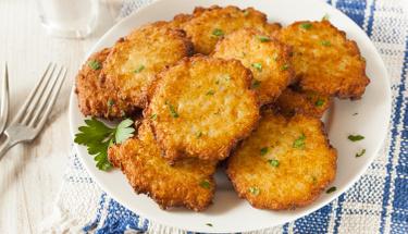 Leziz mi leziz: Patatesli kaşarlı mücver tarifi