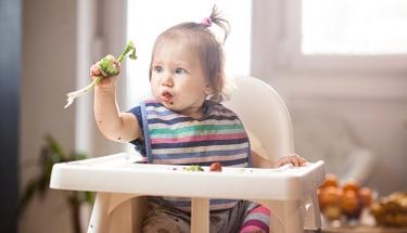 Bebekleri sebzeye alıştırmanın 5 püf noktası!