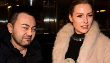 Serdar'ın eşi ''Biraz kocanla ilgilen''diyen takipçisine ateş püskürdü