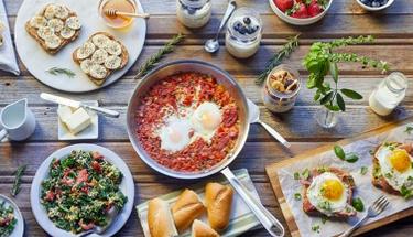 Kahvaltının en güzel hali: Baharatlı peynir topları
