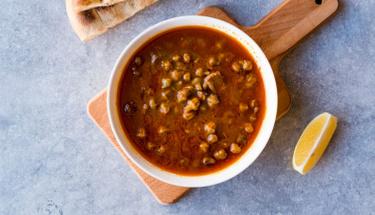 İçinizi ısıtacak: Bamya çorbası