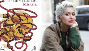 Nermin Yıldırım'ın son romanı Berlin Film Festivalinde!