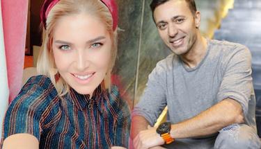 Mustafa Sandal'dan 19 yaş küçük sevgilisine ilk hamle geldi!