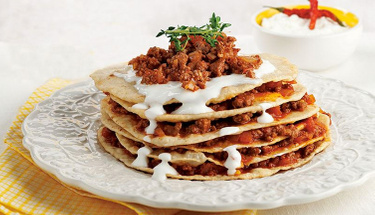 Türk mutfağının vazgeçilmezi: Kayseri yağlaması!