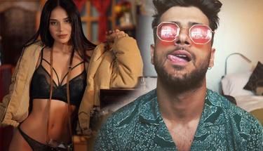 Merve Taşkın ve Reynmen'in skandal videosu ortaya çıktı!