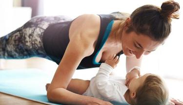 Doğum sonrası egzersiz rehberi
