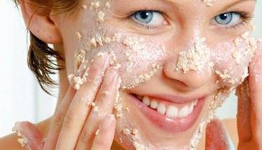 Bu yöntemle cildinizdeki ölü derileri temizleyin!