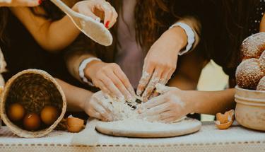 Evde bebe bisküvisi yapmanın en kolay yolu!