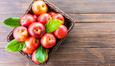 Sapı olmayan elmaları sakın evde saklamayın!