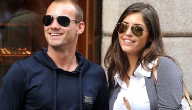Sneijder'in boşanmak üzere olduğu eşine ödeyeceği tazminat belli oldu!